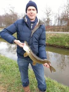 de winnende vis 2013