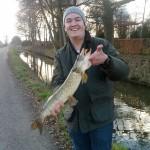 een van de kleinere vissen 2013